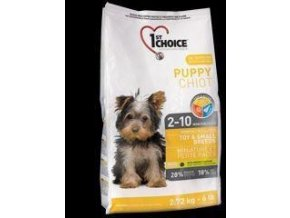 1st Choice Puppy Toy&Small 20kg