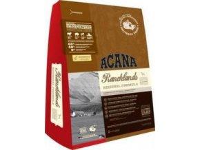 Acana Ranchlands Dog 11,4kg Regionals
