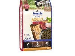Bosch HPC Adult Lamb&Rice 15kg + 3kg zdarma