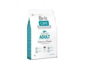 Brit Care Grain Free Adult Salmon & Potato 12kg