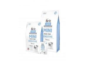 Brit Care Mini Grain Free Sensitive 7kg