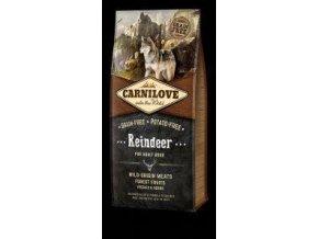 Carnilove Reindeer for Adult 12kg