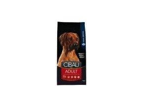 Cibau dog Adult Maxi 12kg +2kg gratis