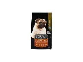 Cibau dog Adult Mini Sensitive Lamb - Rice 800g