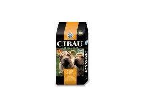 Cibau dog Adult Sensitive jehně+rýže 12kg +2kg gratis
