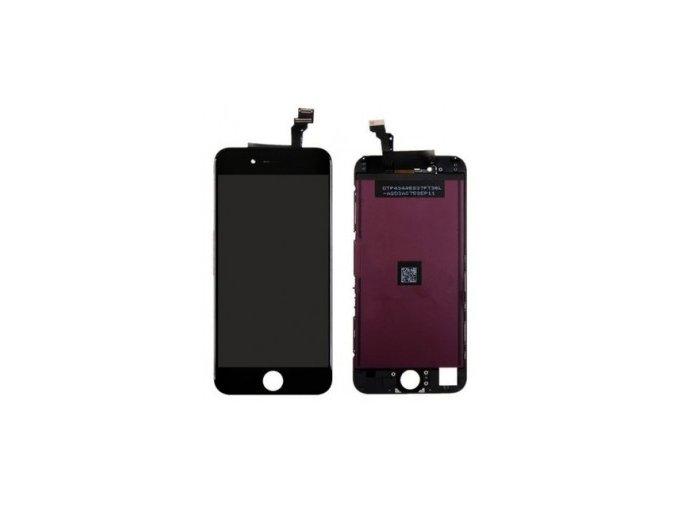 kompletni lcd panel displej pro iphone 6 cerny