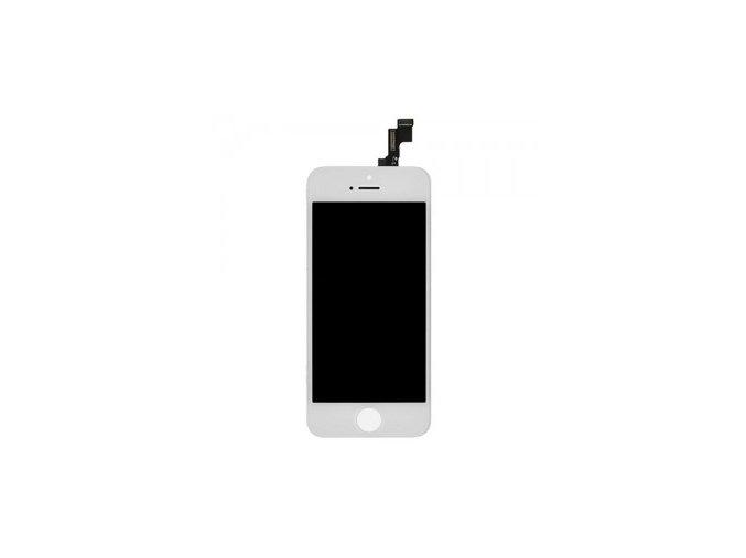 kompletni lcd panel displej pro iphone 5s se bily