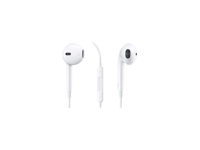 Link Pods - designová sluchátka s mikrofonem - headset pro iPhone / iPod / iPad