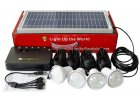 Solární osvětlení