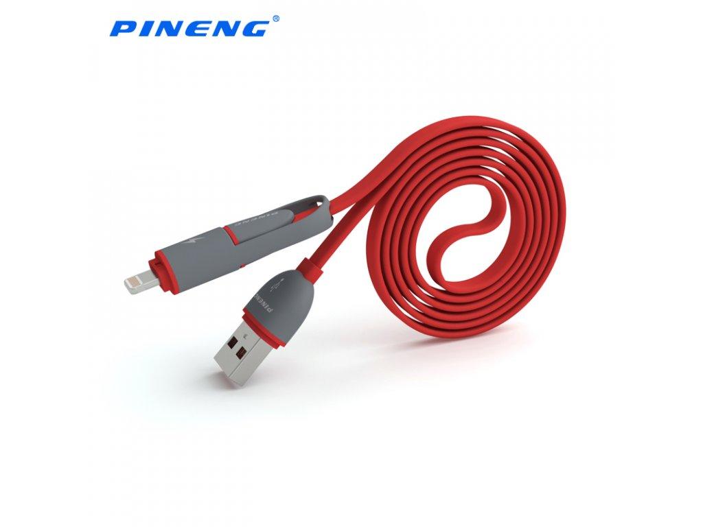Datový a nabíjecí kabel PN-301 Apple-USB