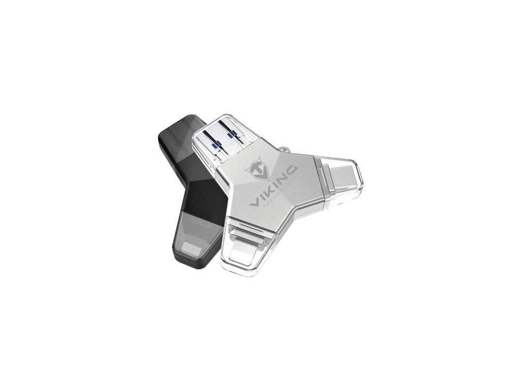 Viking flashdisk 4v1