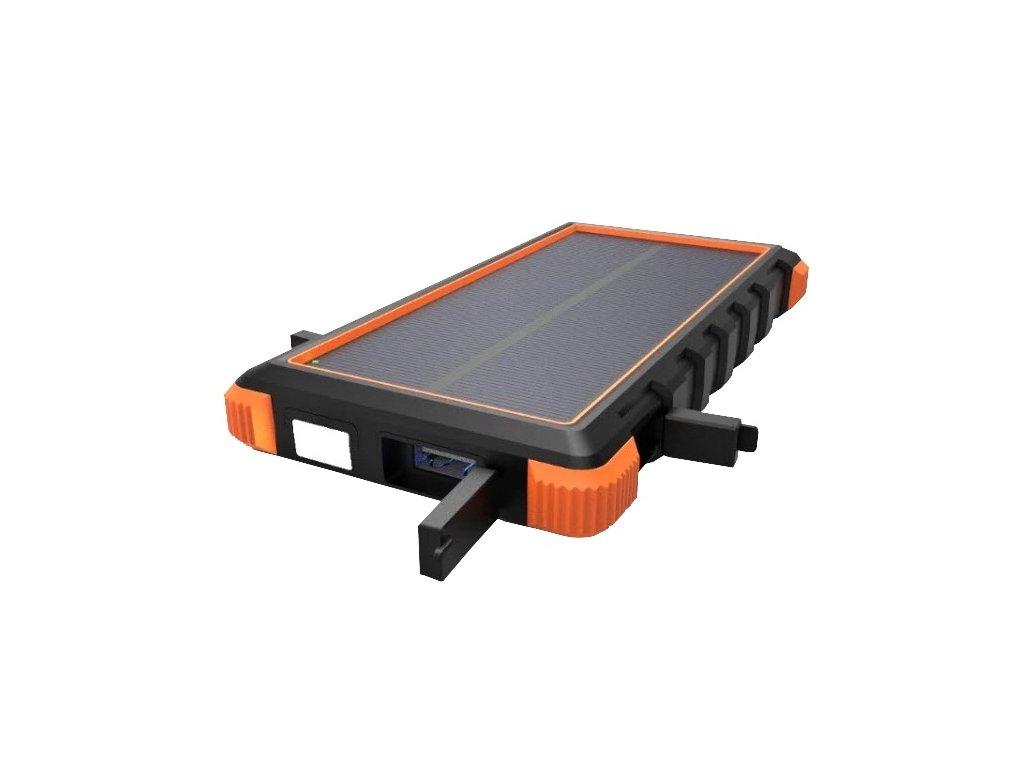 Solární powerbanka VIKING W10 10000mAh 2