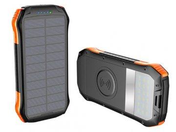 Solární powerbanka VIKING S10W 10000mAh
