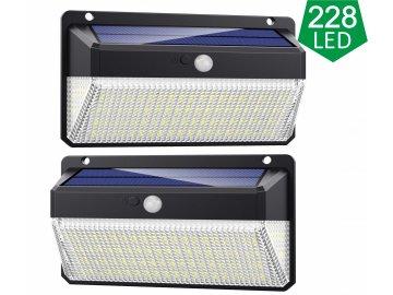 LED světlo s pohybovým senzorem Viking M228 SET