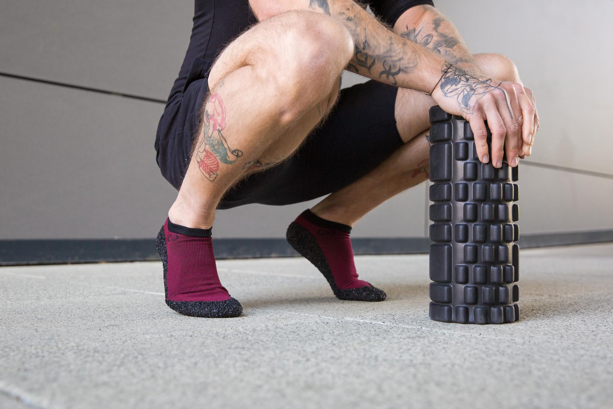 Ponožkoboty Skinners - na co si dát pozor při běhání naboso