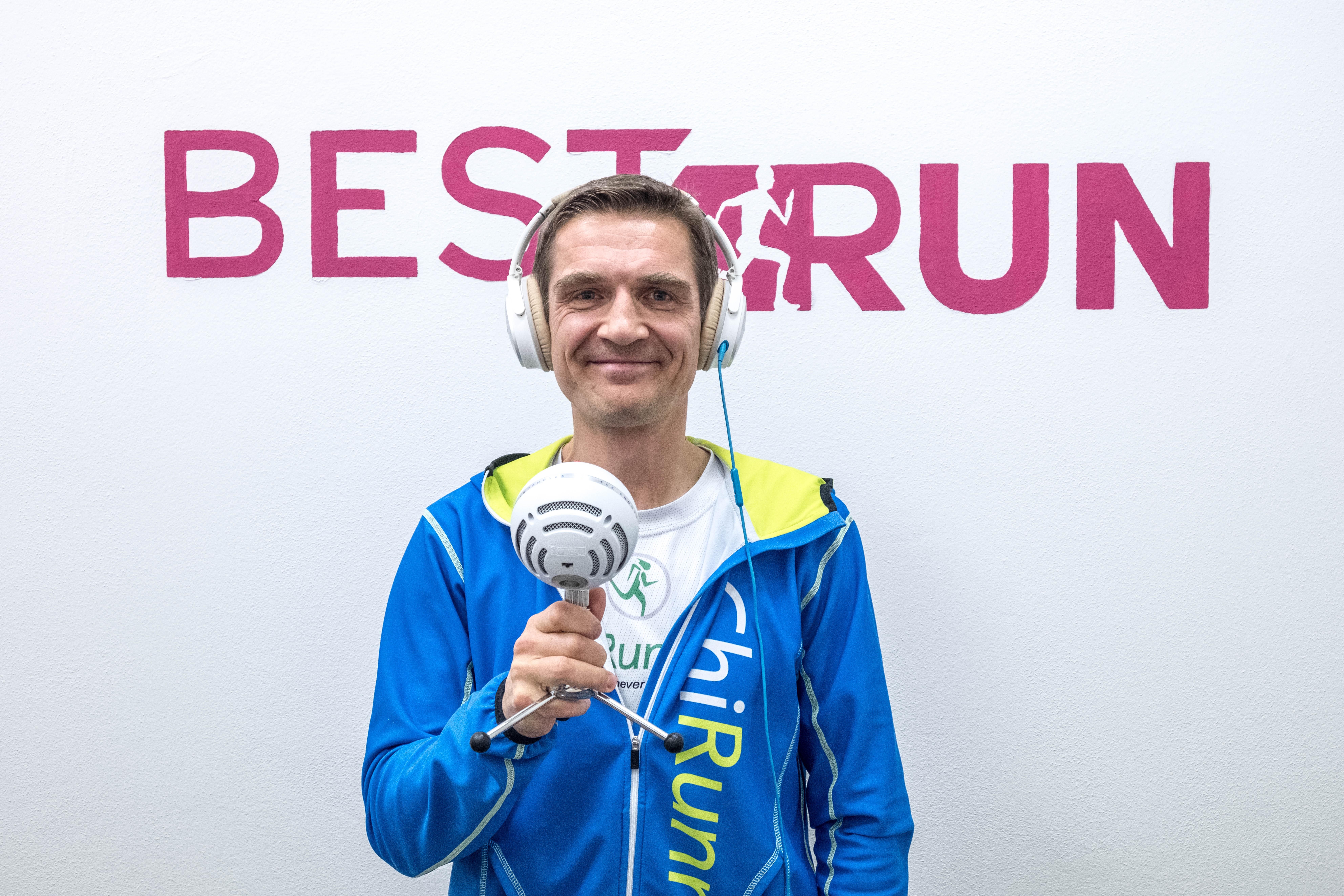 Běžecký podcast Best4Run: Jak běhat bez úsilí díky chi-runningu
