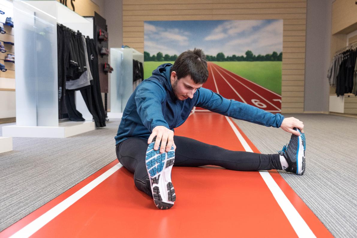 5 cviků na protažení stehen po běhu