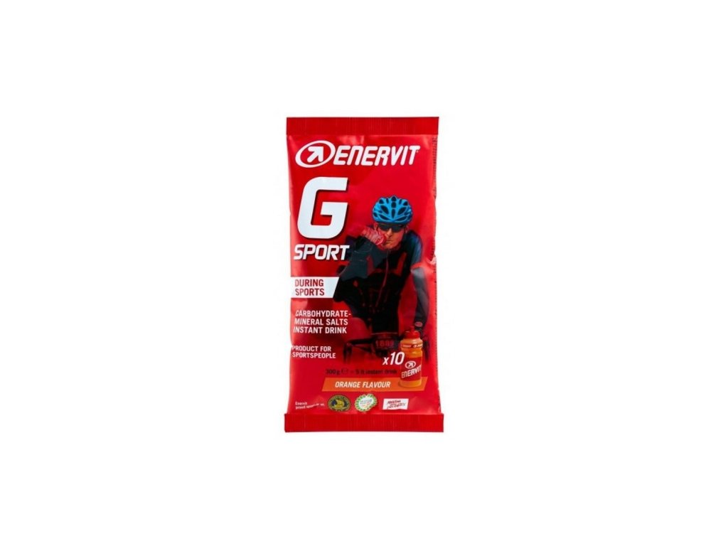 enervit isotonic drink g sport 300g