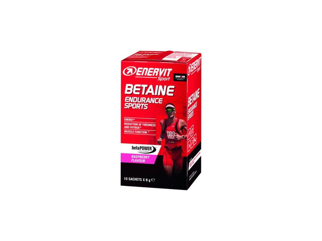 E. Betaina Endurance Sport 10x 15 g malina