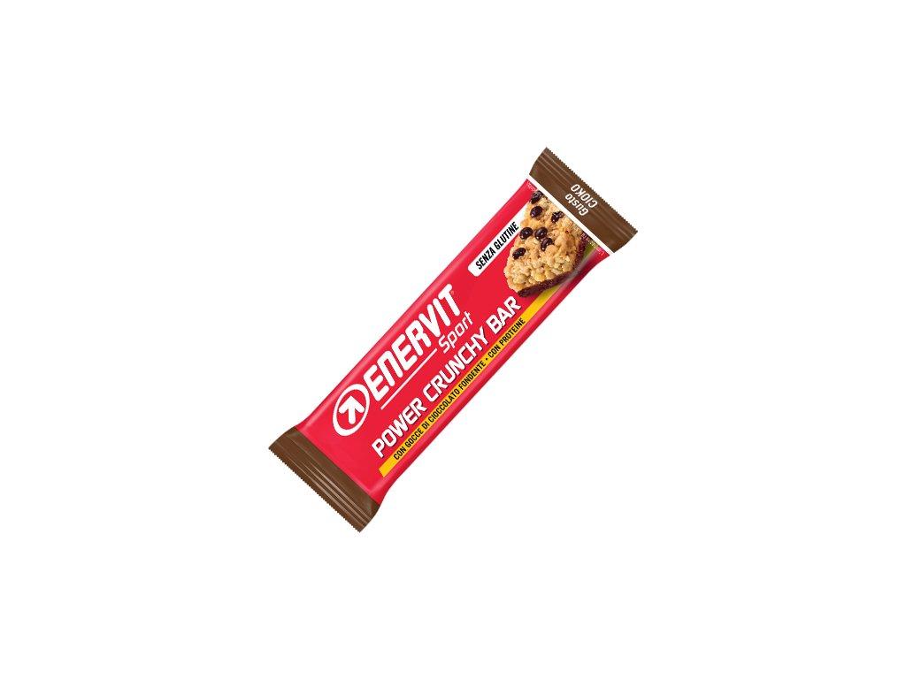 ENERVIT Power Crunchy Bar cokolada