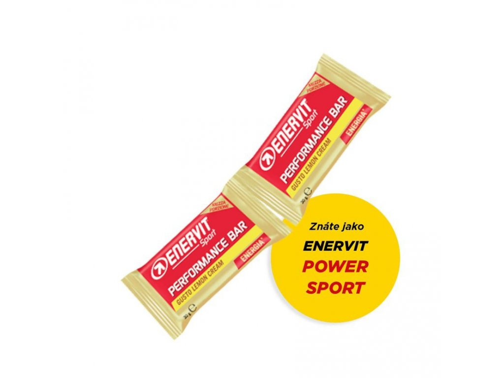 Enervit Performance Bar energeticka tycinka