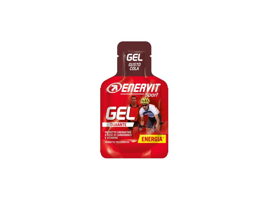 enervit gel cola 25 ml o