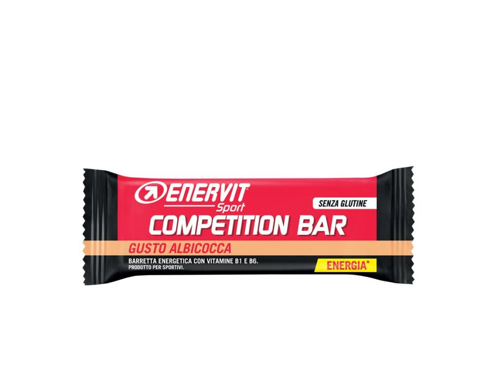 enervit sport competition bar albicocca
