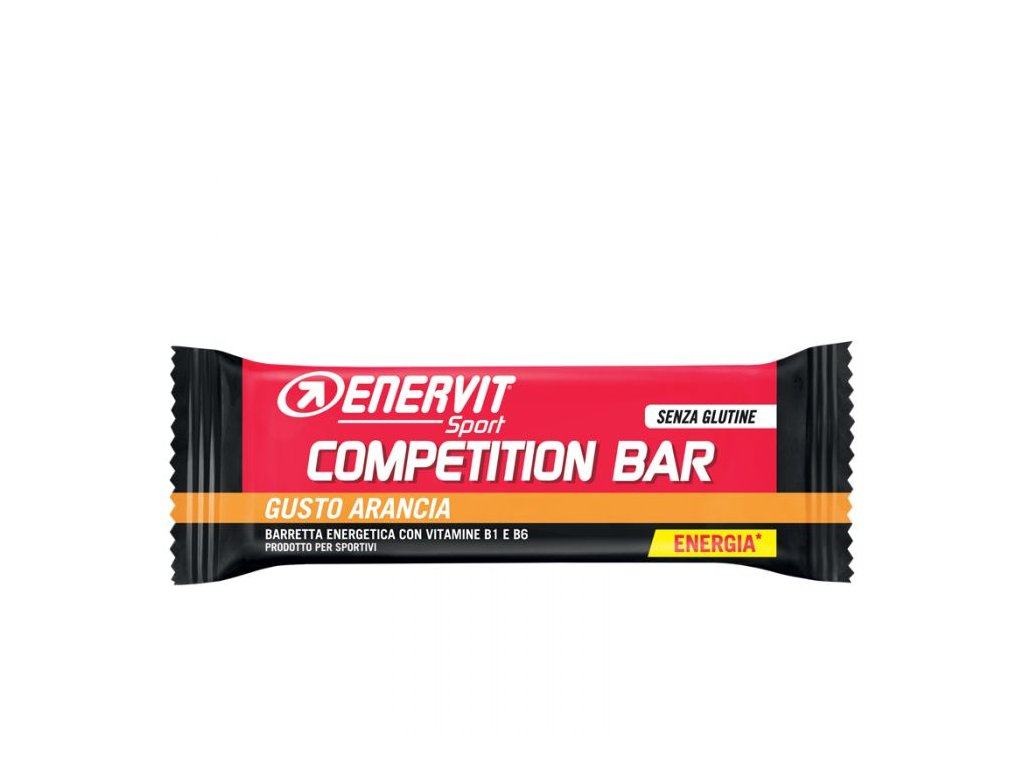 enervit sport competition bar arancia