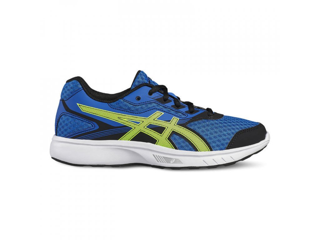 Asics Stormer GS běžecké boty modré (Velikost 35)