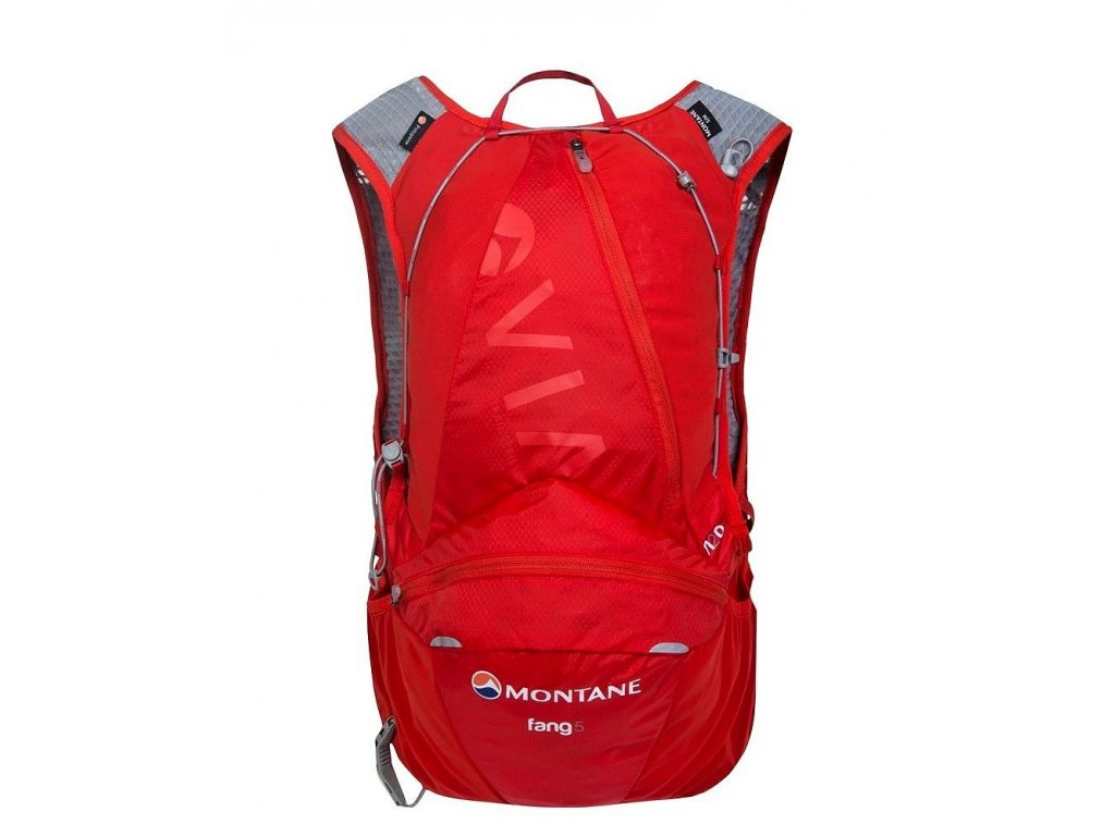 Montane Via Fang 5 Red