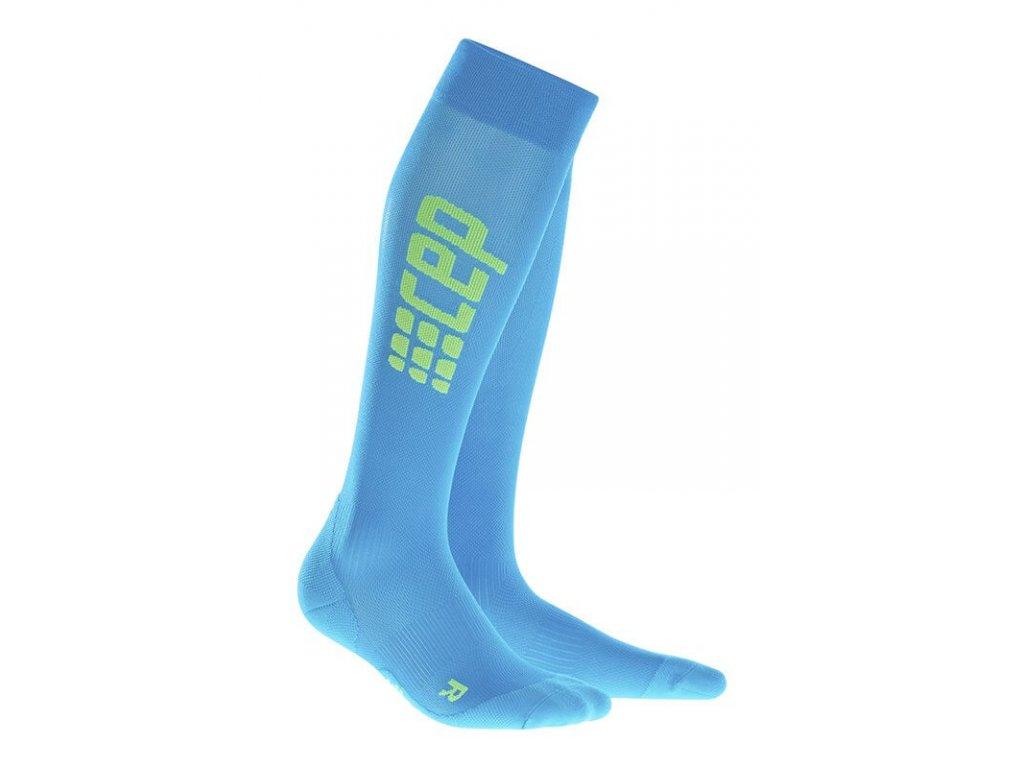 1280x1280 RunUltralight Socks electric blue pair 72dpi WP55NC
