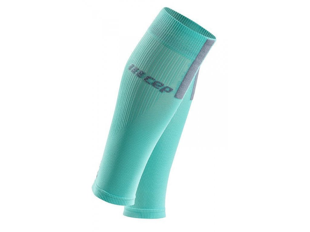 1280x1280 Compression Calf Sleeves 3.0 ice grey WS50FX m WS40FX w pair front