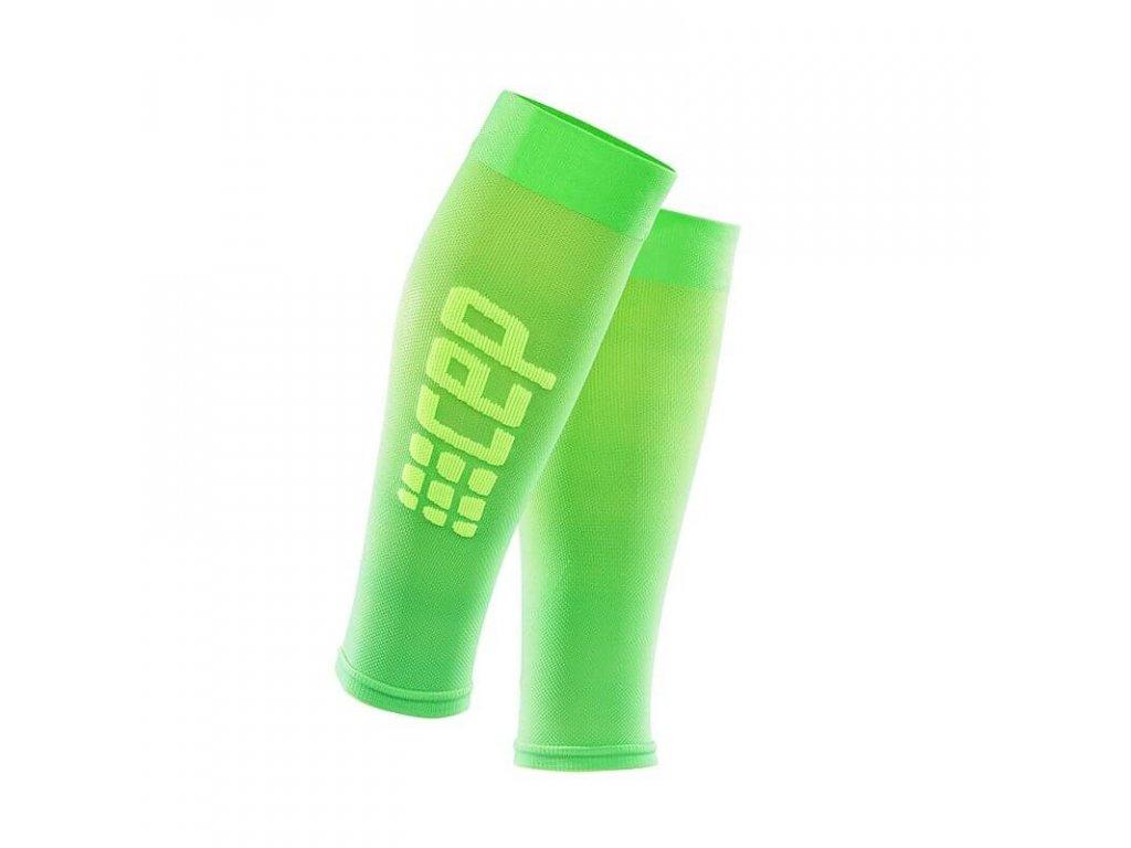 1280x1280 ultralight calf sleeves viper green WS55GD pair