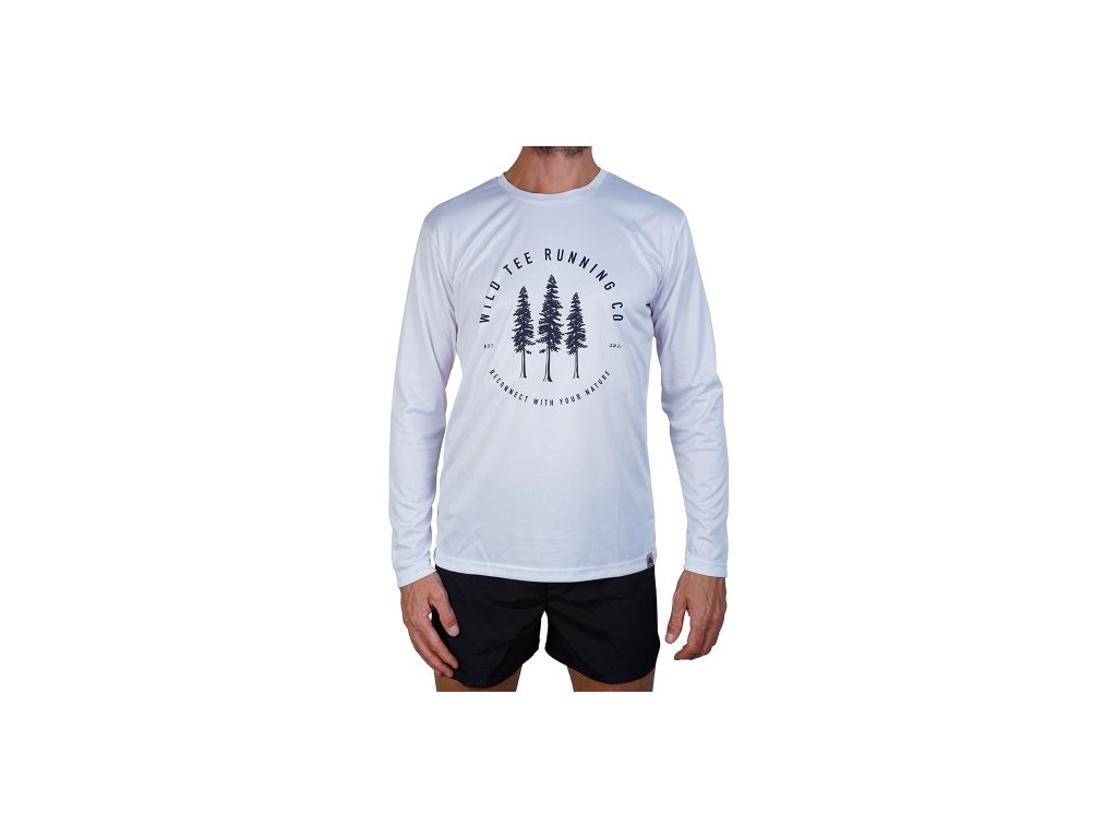 reconnect men longsleeve front wildtee