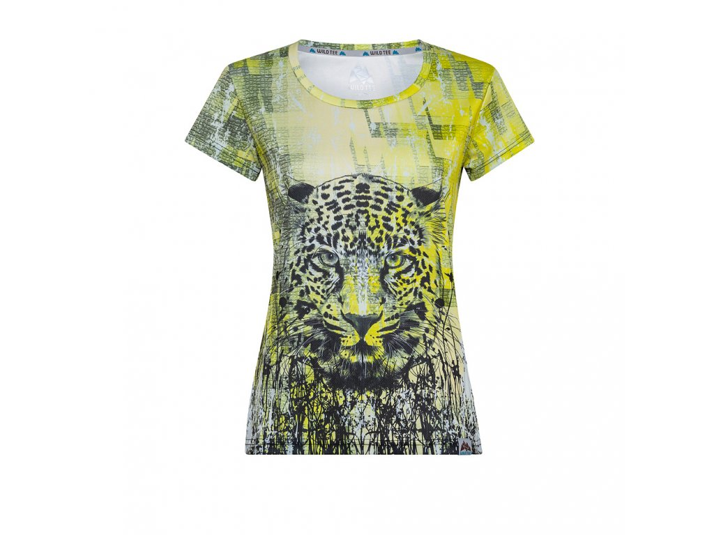 JAGUAR WOMEN T SHIRT @Wildtee