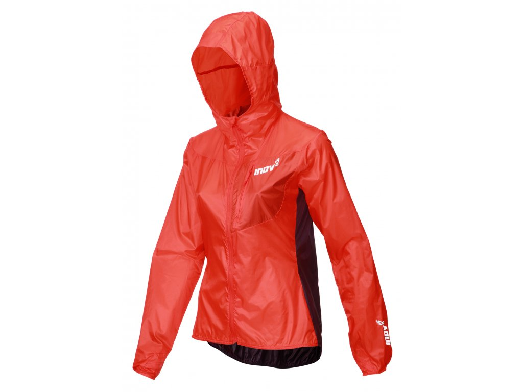 Windshell FZ W Red Purple Front Hood