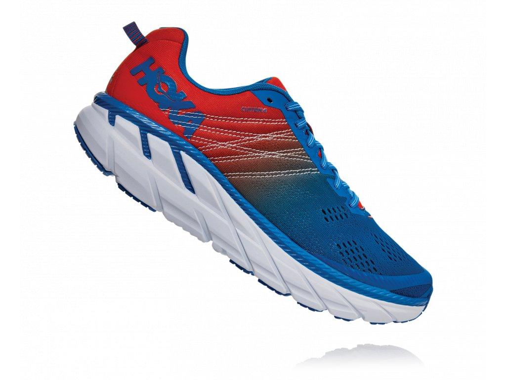 Hoka One One M Clifton 6 WIDE běžecké boty pánské