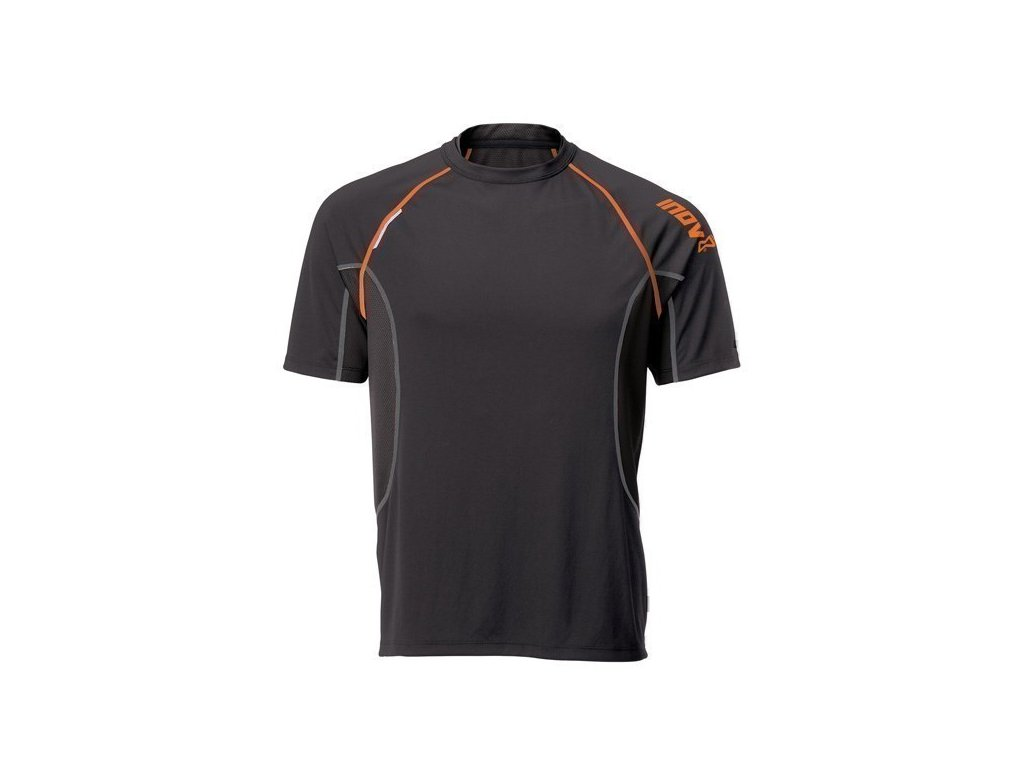 INOV-8 BASE ELITE 140 black orange triko pánské