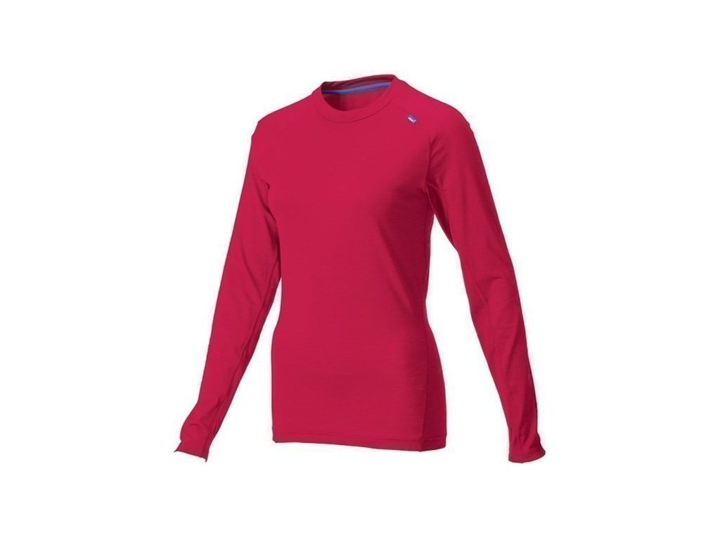 Inov-8 BASE ELITE Merino LS red