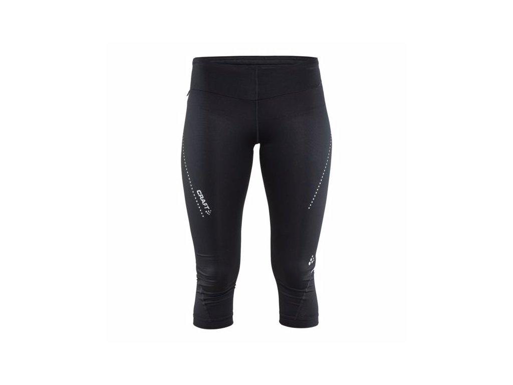 Kalhoty CRAFT Essential Capri Kalhoty dámské