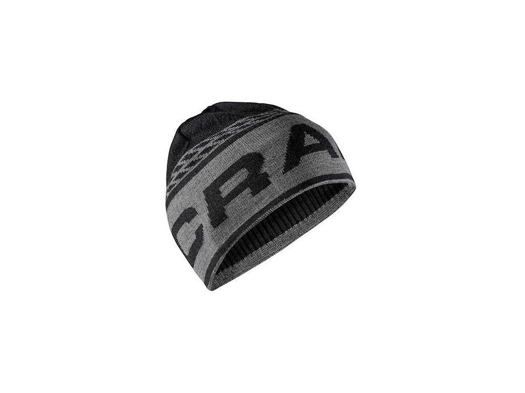 Čepice CRAFT Logo Knit