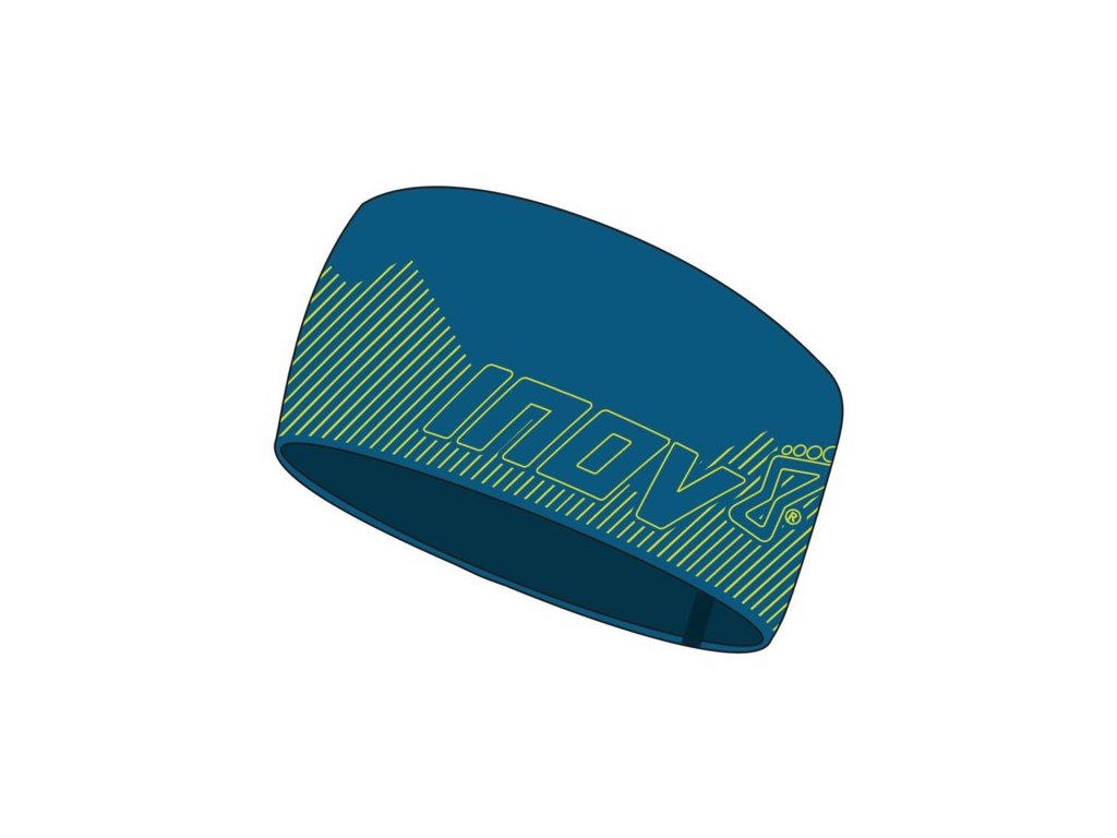 Inov-8 Race Elite Headband čelenka modro-zelená