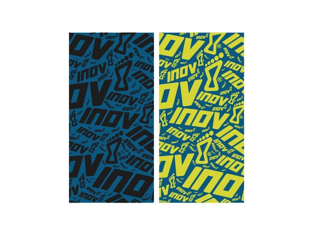 INOV-8 WRAG 30 blue yellow univerzální nákrčník