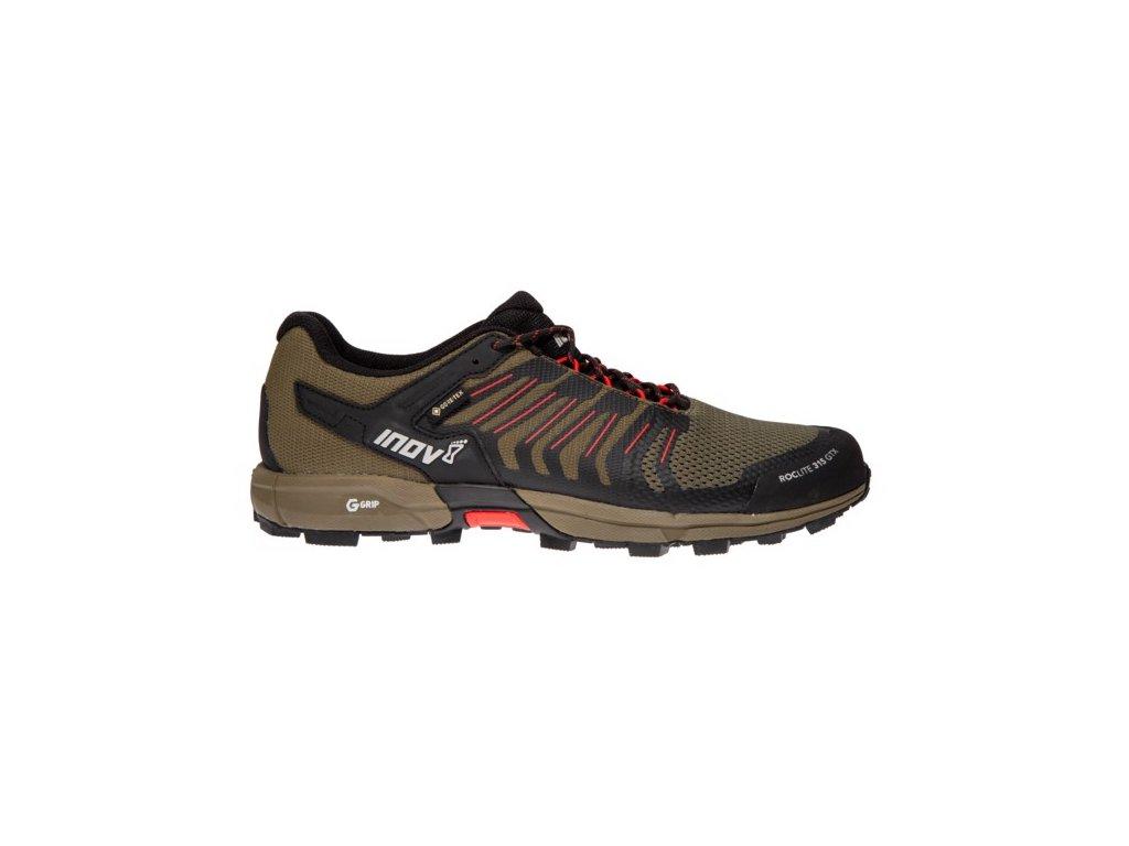 INOV-8 ROCLITE 315 GTX běžecké boty pánské s goretexem
