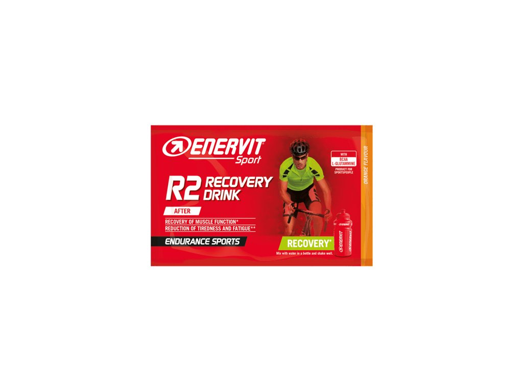 ENERVIT R2 sacek 50 g cerveny
