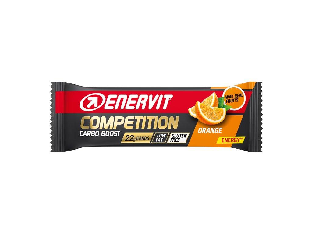 ENERVIT Competition Bar banán vanilka
