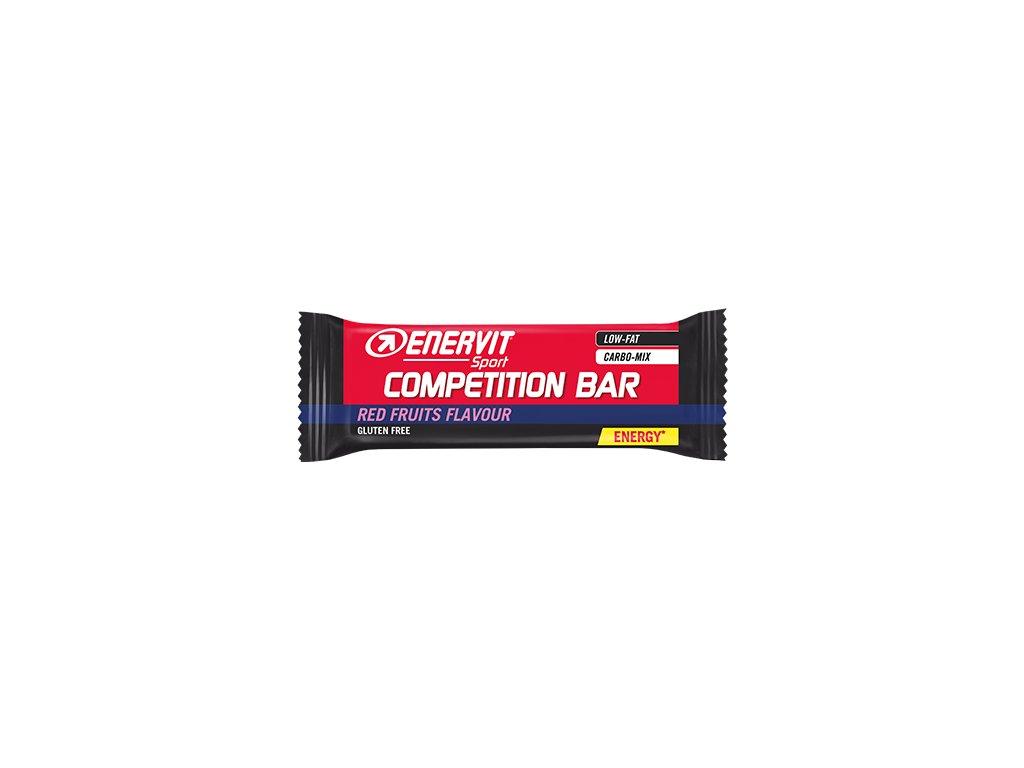 ENERVIT Competition Bar červené ovoce