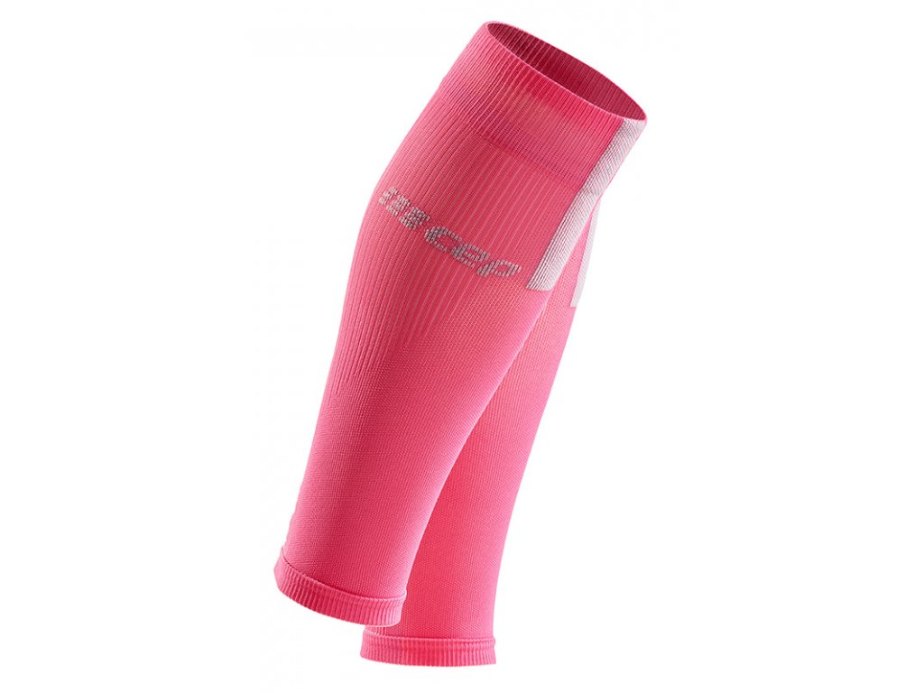 Compression Calf Sleeves 3.0 rose light grey WS40GX w pair front