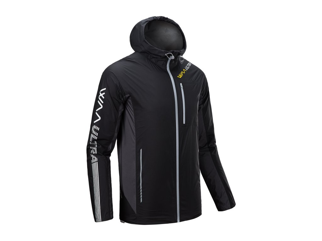 Waa Ultra Nepromokavá bunda na běhání