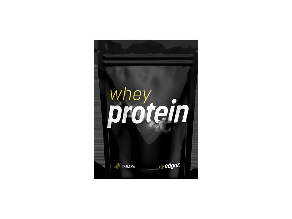 Edgar Whey protein banán z Best4run Přerov